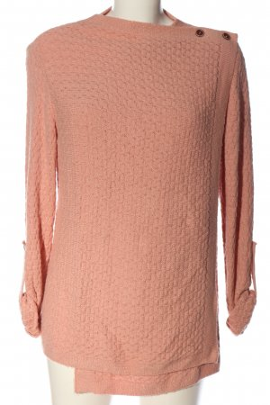Object Strick Cardigan nude Casual-Look