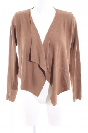 Object Strickbolero nude Casual-Look