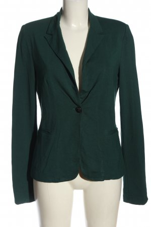 Object Sweatblazer groen elegant