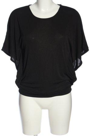 Object T-Shirt schwarz Casual-Look