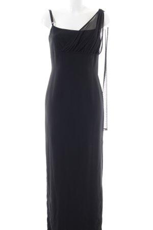 Occhi Neri Abendkleid schwarz Elegant