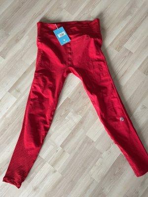 oceans apart Pantalon de sport rouge
