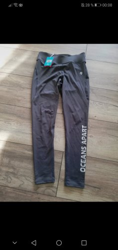 Apart pantalonera blanco-gris oscuro