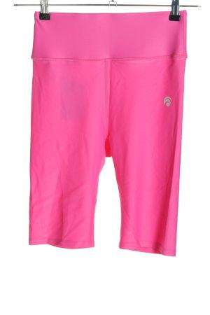 oceans apart Sporthose pink Schriftzug gedruckt sportlicher Stil