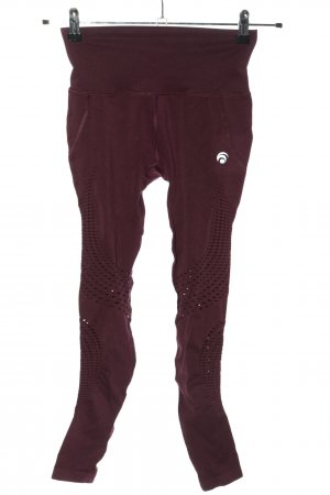 oceans apart Sporthose rot Casual-Look