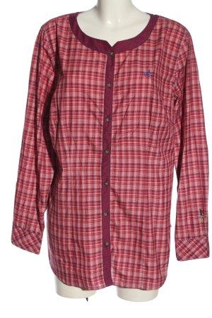 OCK Shirt Blouse check pattern casual look