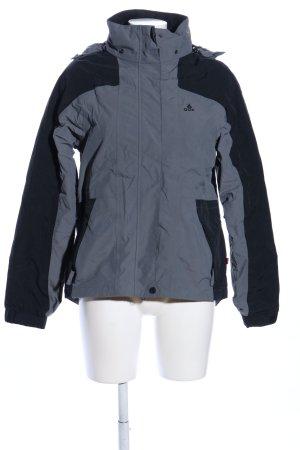 OCK Outdoor Casual Khaki Veste d'extérieur gris clair-noir