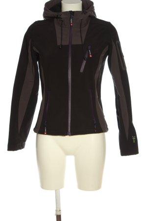 OCK Outdoor Casual Khaki Giubbino nero-grigio chiaro stile casual