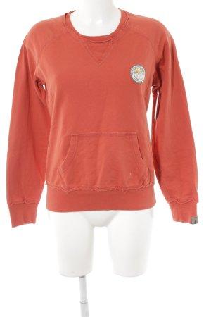 OCK Outdoor Casual Khaki Sweatshirt hellrot Casual-Look