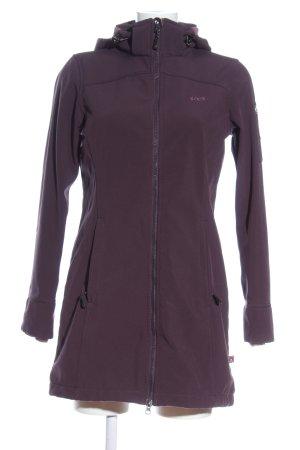 OCK Outdoor Jacket lilac casual look