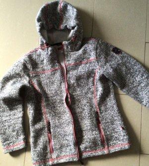 OCK Outdoor Jacket light grey-pink