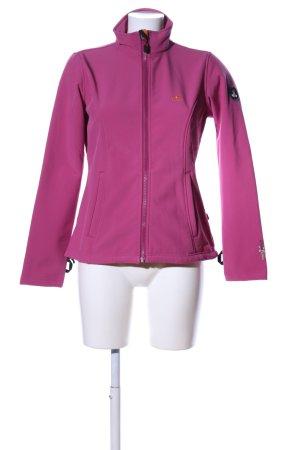 OCK Softshelljacke pink Casual-Look
