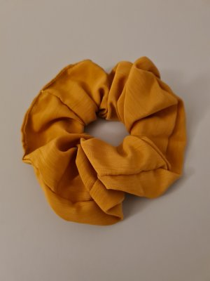 Vintage Bandeau cheveux orange clair-brun sable