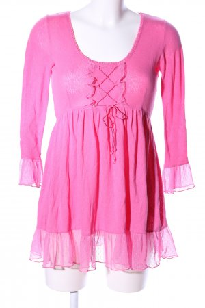 Odd Molly Minikleid pink Casual-Look