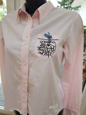 Odd Molly Camicetta a maniche lunghe rosa chiaro