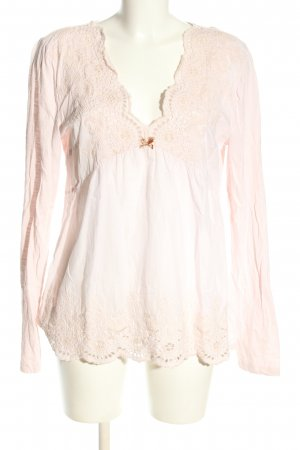 Odd Molly Langarm-Bluse pink Casual-Look