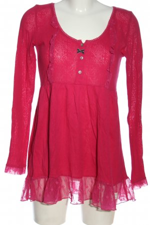 Odd Molly Abito a maniche lunghe rosa elegante