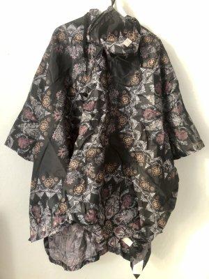Odd Molly Manteau de pluie noir-violet