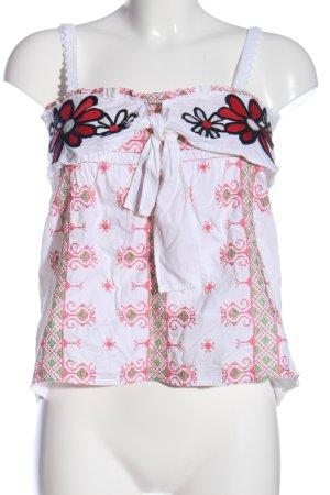 Odd Molly Schlupf-Bluse Blumenmuster Casual-Look