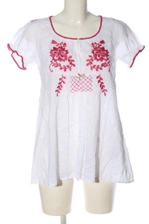 Odd Molly Schlupf-Bluse weiß Casual-Look