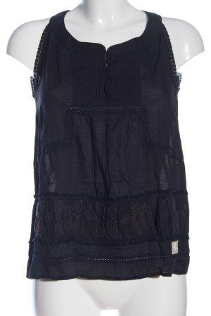 Odd Molly Schlupf-Bluse schwarz Casual-Look