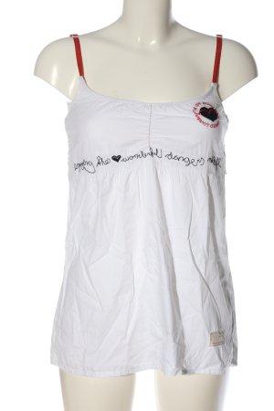 Odd Molly Schlupf-Bluse Motivdruck Casual-Look