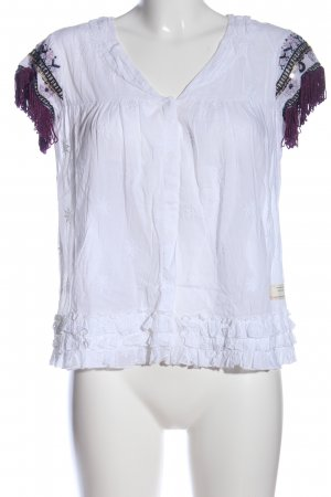 Odd Molly Schlupf-Bluse grafisches Muster Casual-Look