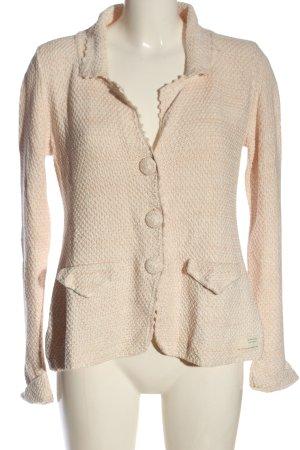 Odd Molly Giacca in maglia bianco sporco modello web stile casual