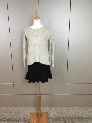 Odd Molly Maglione lavorato a maglia grigio chiaro