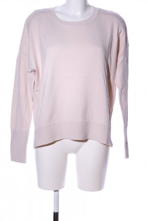 Odd Molly Strickpullover pink Streifenmuster Casual-Look