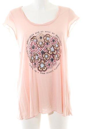 Odd Molly T-Shirt creme Motivdruck Casual-Look