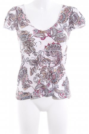 Odd Molly T-Shirt Paisleymuster Casual-Look