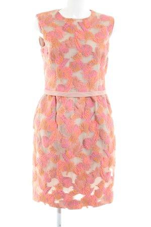Odeeh A-Linien Kleid mehrfarbig Casual-Look