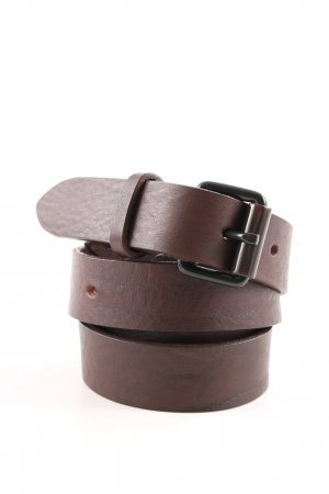 Odeeh Faux Leather Belt brown casual look