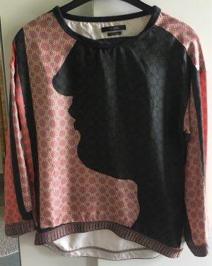 Odeeh, Seiden-Shirt, Größe 34