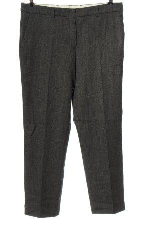 Odeeh Woolen Trousers light grey flecked elegant