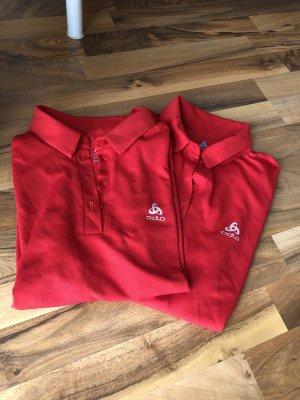 Odlo Sportshirt rood