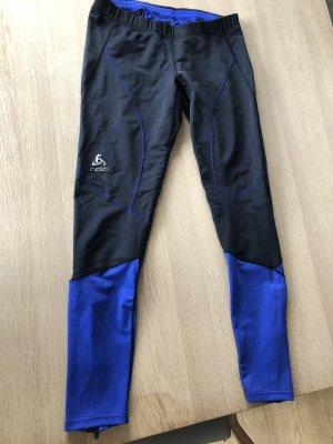 Odlo Trackies black-blue