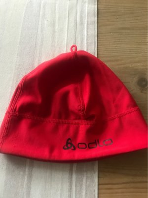 Odlo Fabric Hat red