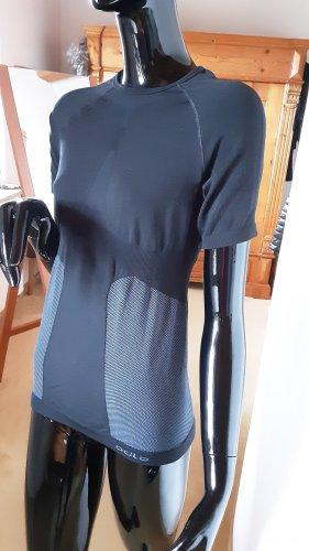 odlo, neues Sportshirt underweare, schwarz, X-Warm, Gr. XL