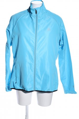 Odlo Outdoor Jacket turquoise casual look