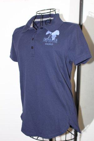 Odlo Polo Shirt dark blue