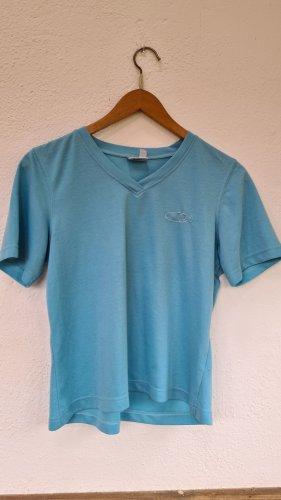 Odlo T-shirt azzurro