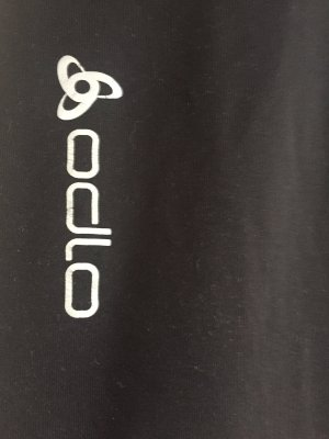 Odlo Pantalon de sport noir