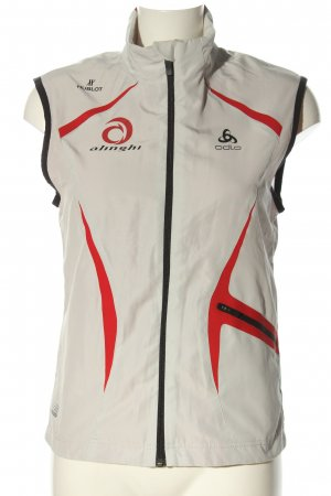 Odlo Sportvest abstract patroon casual uitstraling