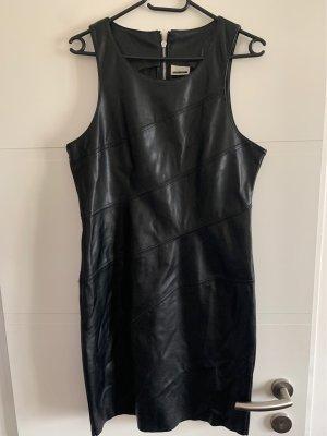 Öko- Leder Kleid 38