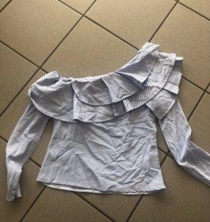 Bisous Project Bluzka bez rękawów błękitny