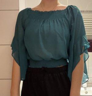Off-Shoulder-Bluse