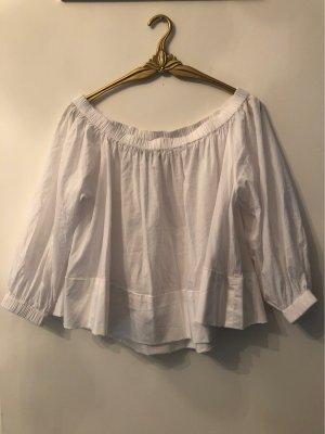 Cynthia Rowley Shirt Blouse white