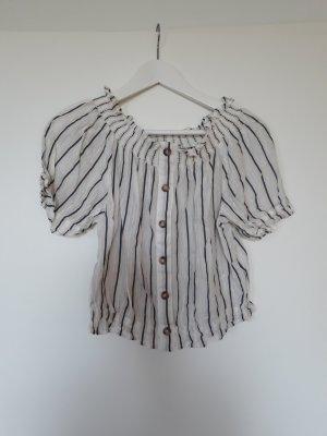 Off Shoulder Bluse H&M Gr.34
